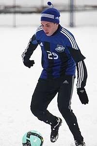 Дмитрий Шорохов: «В Белореченске играли вместе с Микадзе»